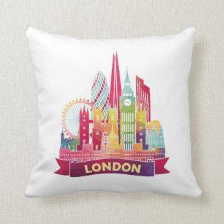 London - Reise zu den berühmten Sehenswürdigkeiten Kissen