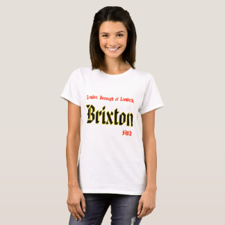 London-Stadt von Lambeth T-Shirt