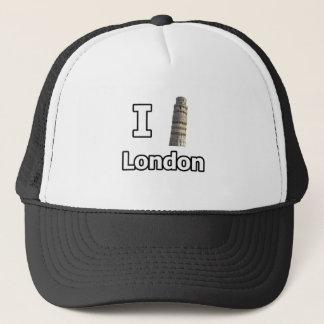 London-Tourist versagen Truckerkappe