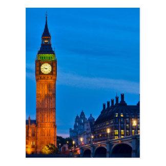 London - Vereinigtes Königreich Postkarte
