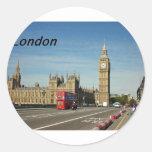 Londres-ville [kan.k] .JPG Adhésifs Ronds