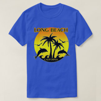 Long Beach, Ca-Delphine T-Shirt