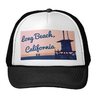 Long Beach Kalifornien Fernlastfahrer-Hut Caps