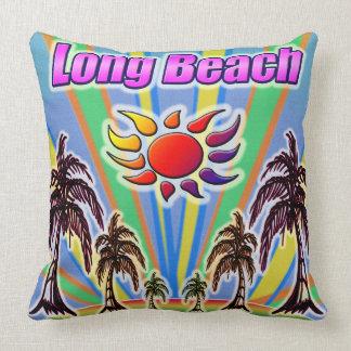Long Beach Sommer-Liebe-Kissen Kissen