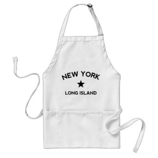 Long Island New York Schürze