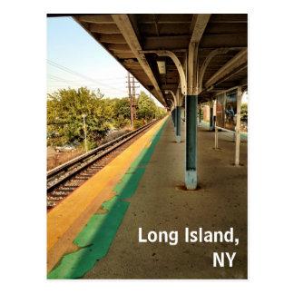 Long Island, New- Yorkpostkarte Postkarte