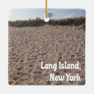Long- IslandFoto-Verzierung Ornament