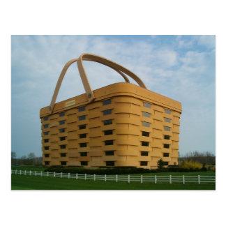 Longaberger Basket Company Postkarte