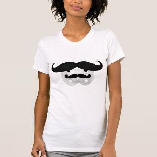 LOOCKY SCHNURRBART T-Shirt