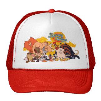 Looney Melodien-Show-Form u. Logo Kult Kappen