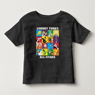 LOONEY TUNES™ Charakter-Gitter Kleinkind T-shirt