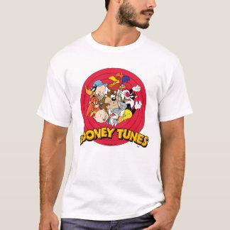 LOONEY TUNES™ Charakter-Logo T-Shirt