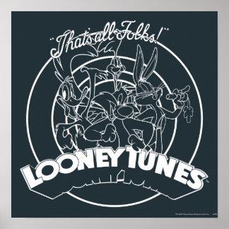 LOONEY TUNES™, DAS ALLE VÖLKER IST! ™ POSTER