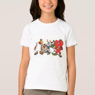 LOONEY TUNES™ Gruppen-Baseball-Bild T-Shirt