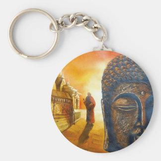 Lord Gautama Buddha Schlüsselanhänger