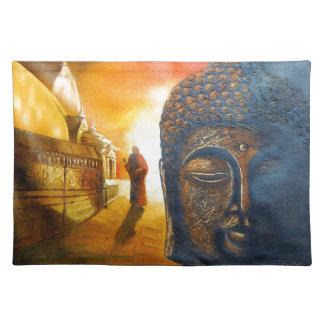 Lord Gautama Buddha Tischset