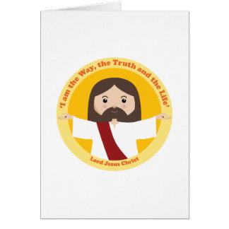 Lord Jesus Christus Karte