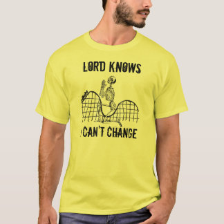 Lord Wissen-Rolle Coaster T-Shirt