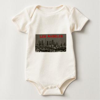 Los Angeles Baby Strampler
