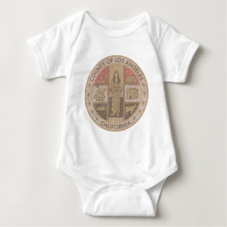 Los Angeles County Siegel Baby Strampler