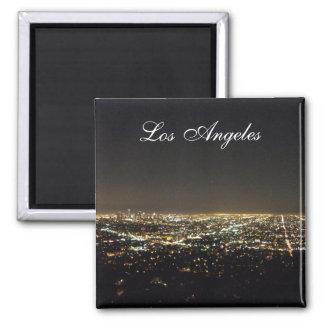Los Angeles Kalifornien Quadratischer Magnet