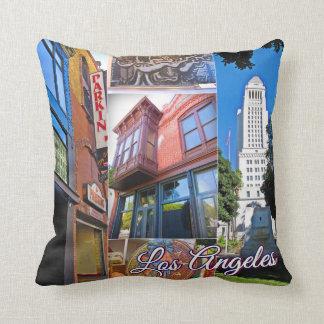 Los- Angelesreise-Fotos Kissen