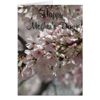 Löschen Sie innere glückliche Karte der Mutter