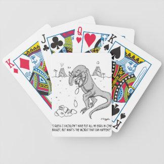 Löschungs-Cartoon 1750 Poker Karten