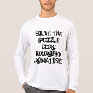 lösen Sie die T-Shirt