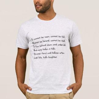Lösen Sie dieses T-Shirt