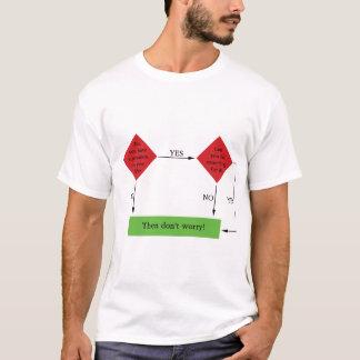 Lösen von Problemen T-Shirt