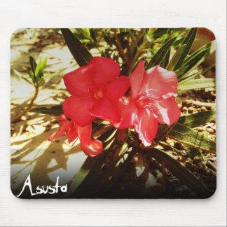 Lost Flowers Tapis De Souris