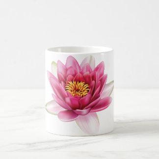 Lotos-Blume Kaffeetasse