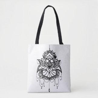 Lotus flower sac