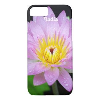 Lotus in Indien iPhone 8/7 Hülle