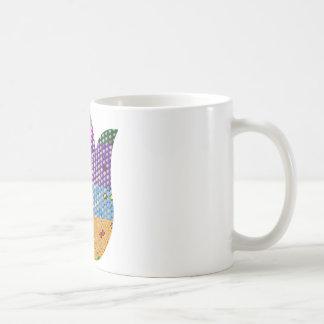 LOTUS: Symbol des Friedens und der Reinheit Kaffeetasse