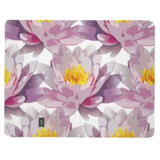 Lotus-Zeitschrift Taschennotizbuch
