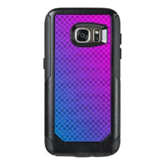 Louis Vuitton pourpre dénomment des cas de Samsung Coque OtterBox Samsung Galaxy S7