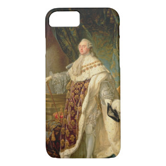 Louis XVI (1754-93) (Öl auf Leinwand) iPhone 8/7 Hülle