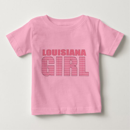 Louisiana Baby T-shirt