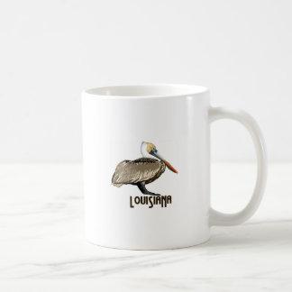 Louisiana-Pelikan Kaffeetasse