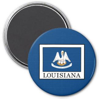 Louisiana Runder Magnet 7,6 Cm