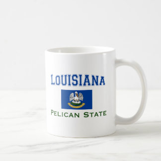 Louisiana-Spitzname Kaffeetasse
