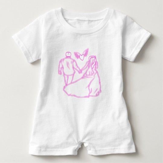 love baby strampler