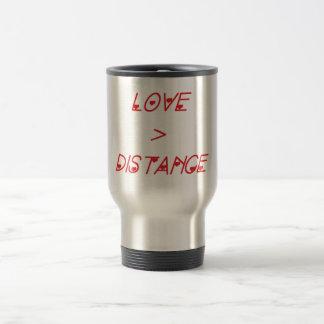 LOVE>DISTANCE REISEBECHER
