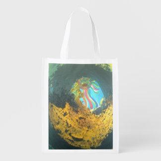 love shopping sac réutilisable d'épcierie