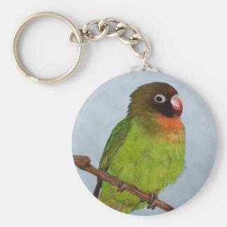 Lovebird-Schlüsselring Schlüsselanhänger
