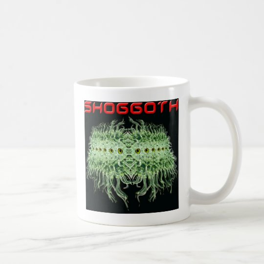 Lovecrafts Shoggoth Tasse