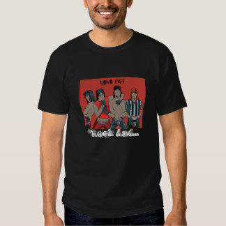"""lovefist1024, """"Felsen und… T-shirts"""