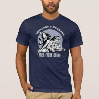 Lovelace und Babbage: Sie kämpfen Verbrechen T-Shirt